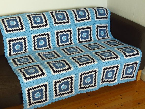 Blue Throw Blanket Blue Blanket Large Throw Blanket Light Blue Throw Blanket Light Blue Blanket