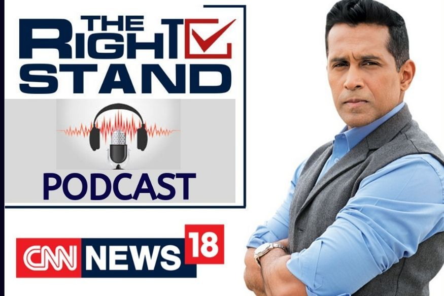 Podcast The Right Stand with Anand Narasimhan