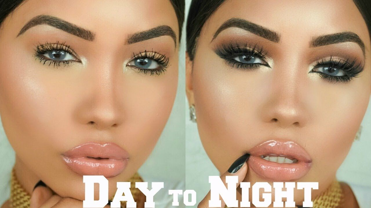 Day To Night Spring Makeup | Classically Contemporary
