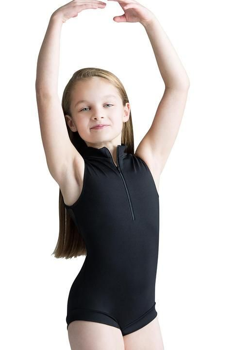 New Motionwear Women Child 3//4 sleeve DANCE LEOTARD 6 colors to choose from