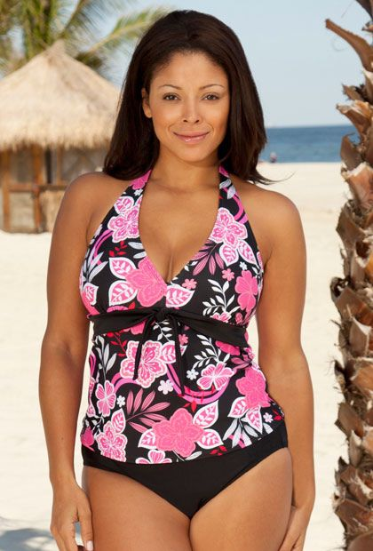 Full Figure Bathing Suits | Full figured and Bathing suits