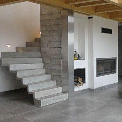 escalier en beton kit auto portant wow allez voir sur bati. Black Bedroom Furniture Sets. Home Design Ideas