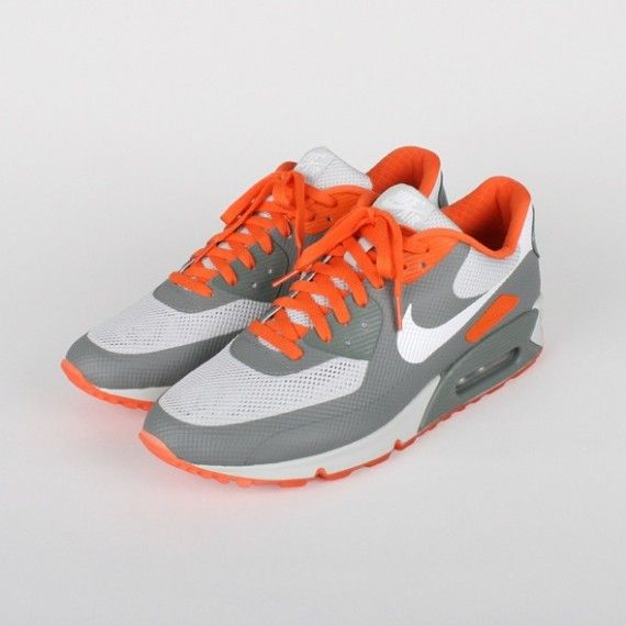 """separation shoes cfa32 f3061 NIKEID NIKE AIR MAX 90 HYPERFUSE ID – """"PIGEON"""" BY STAPLE DESIGN"""