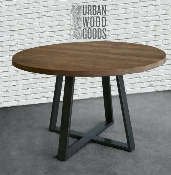 Charming Reclaimed Wood Table Legs Illustrations