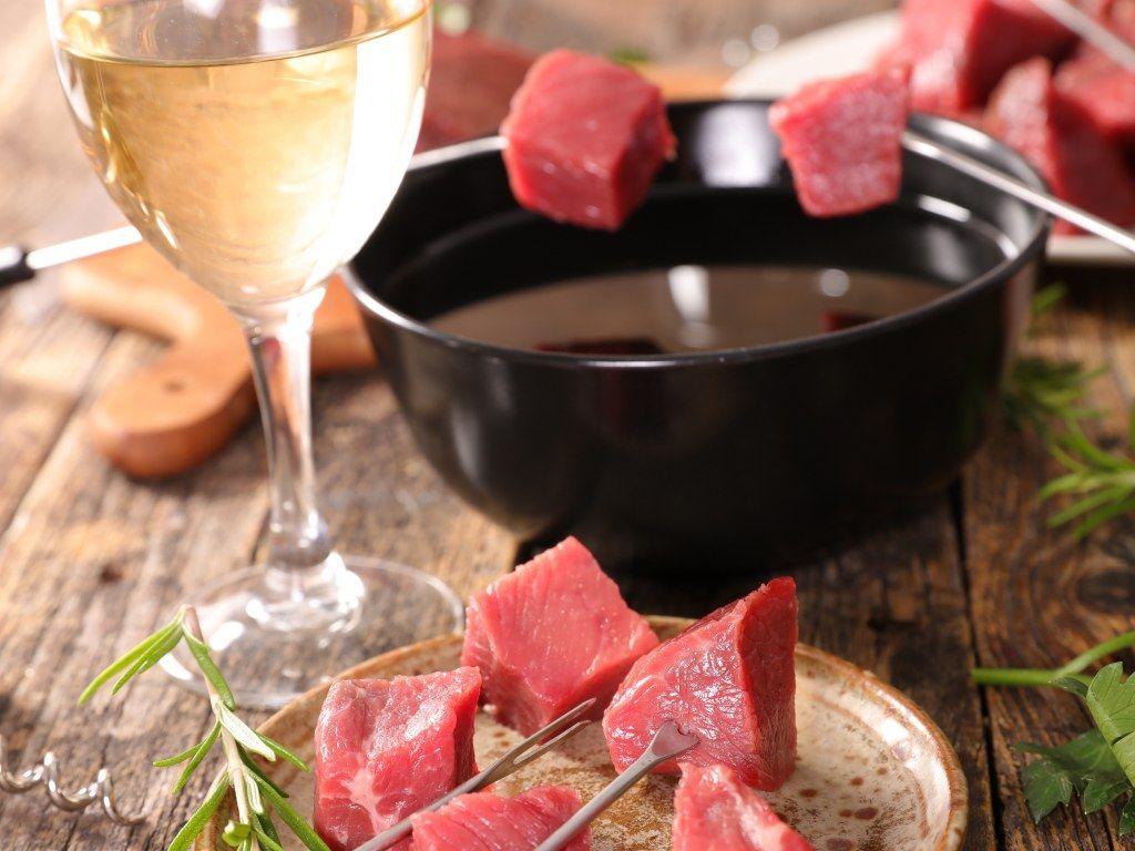 Photo of Broth fondue