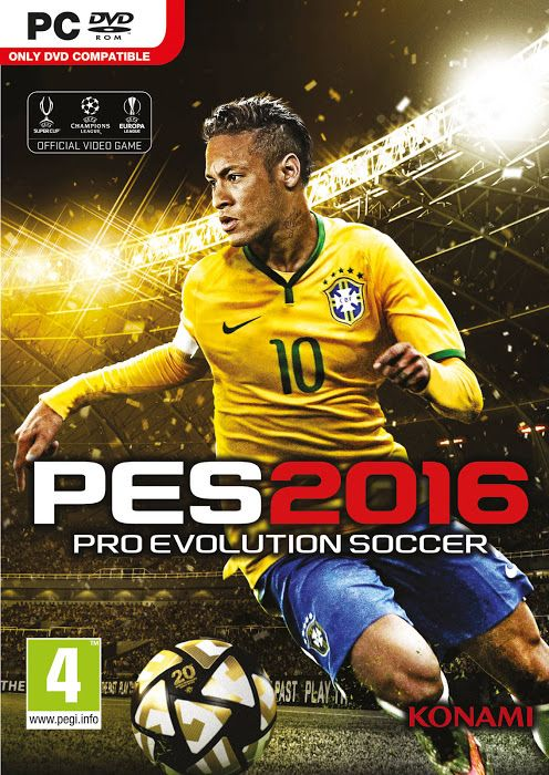 Pro Evolution Soccer 2016 + Crack RELOADED