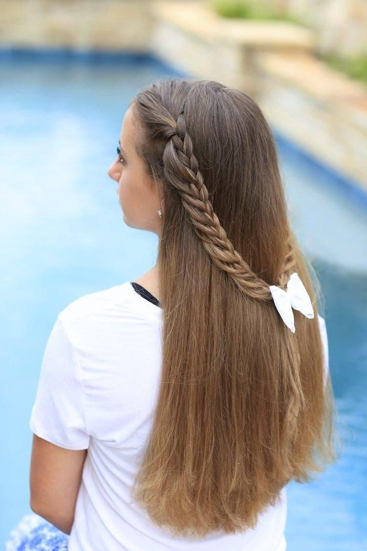quick and easy school hairstyle ideas secrets of stylish women