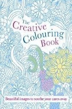 The Creative Colouring Book From QBD