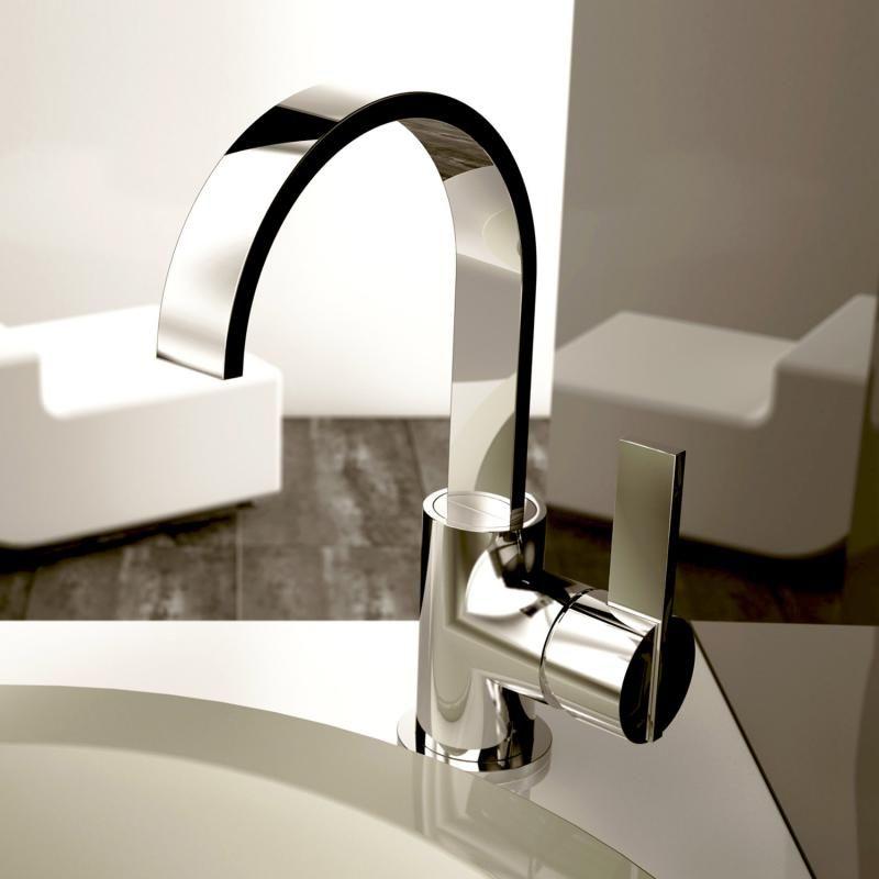 Treos Serie 195 Einhebel Waschtischarmatur Mit Ablaufgarnitur
