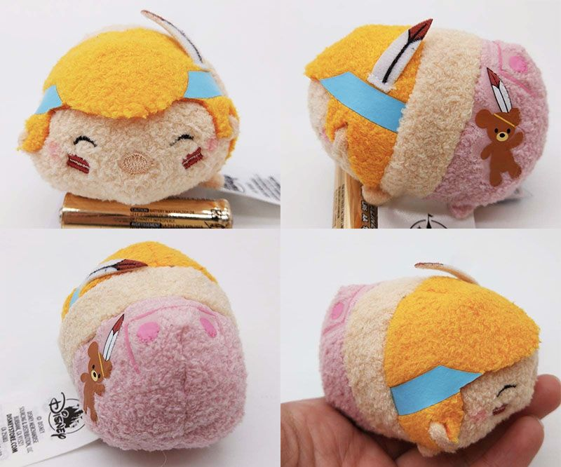 Tsum Tsum Amigurumi Pattern Free : Preview michael darling in indian outfit tsum tsum disney s