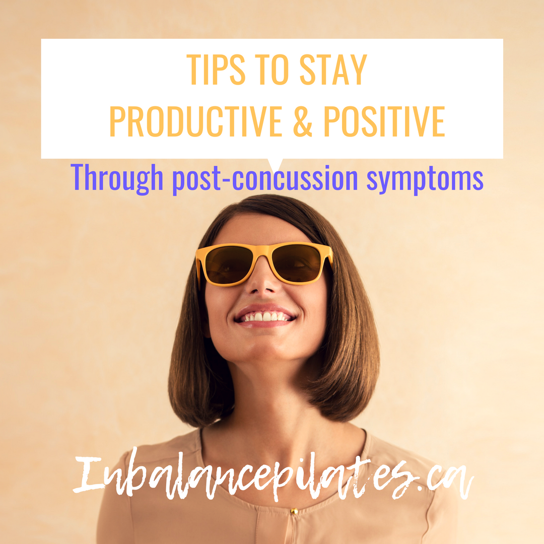 Tips On How To Feel Productive And Positive During Post