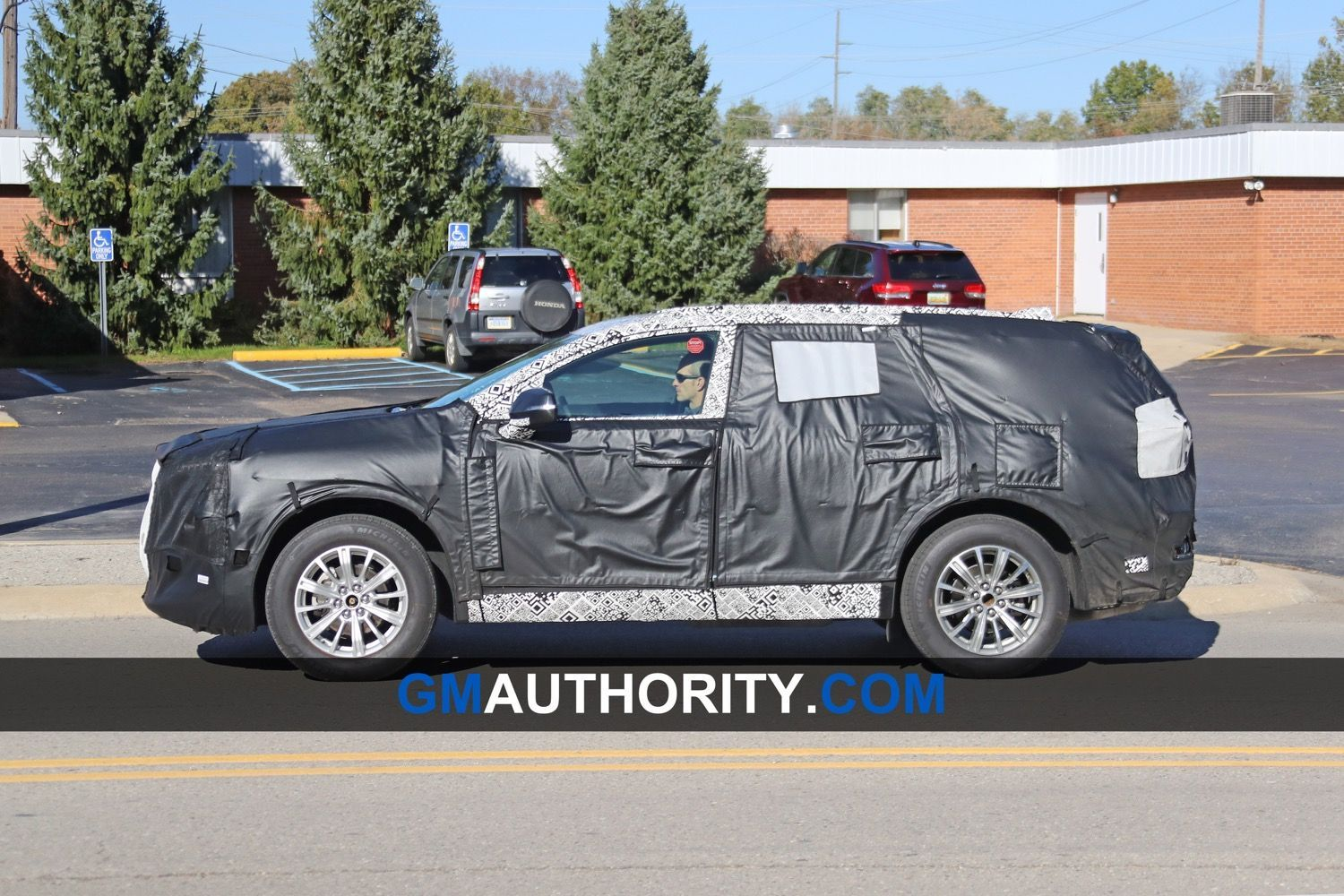 2020 Buick Enclave Spy Photos Research New
