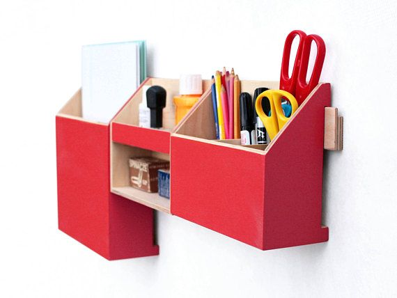storage holder mail hqdefault youtube cardboard organizer diy watch desk