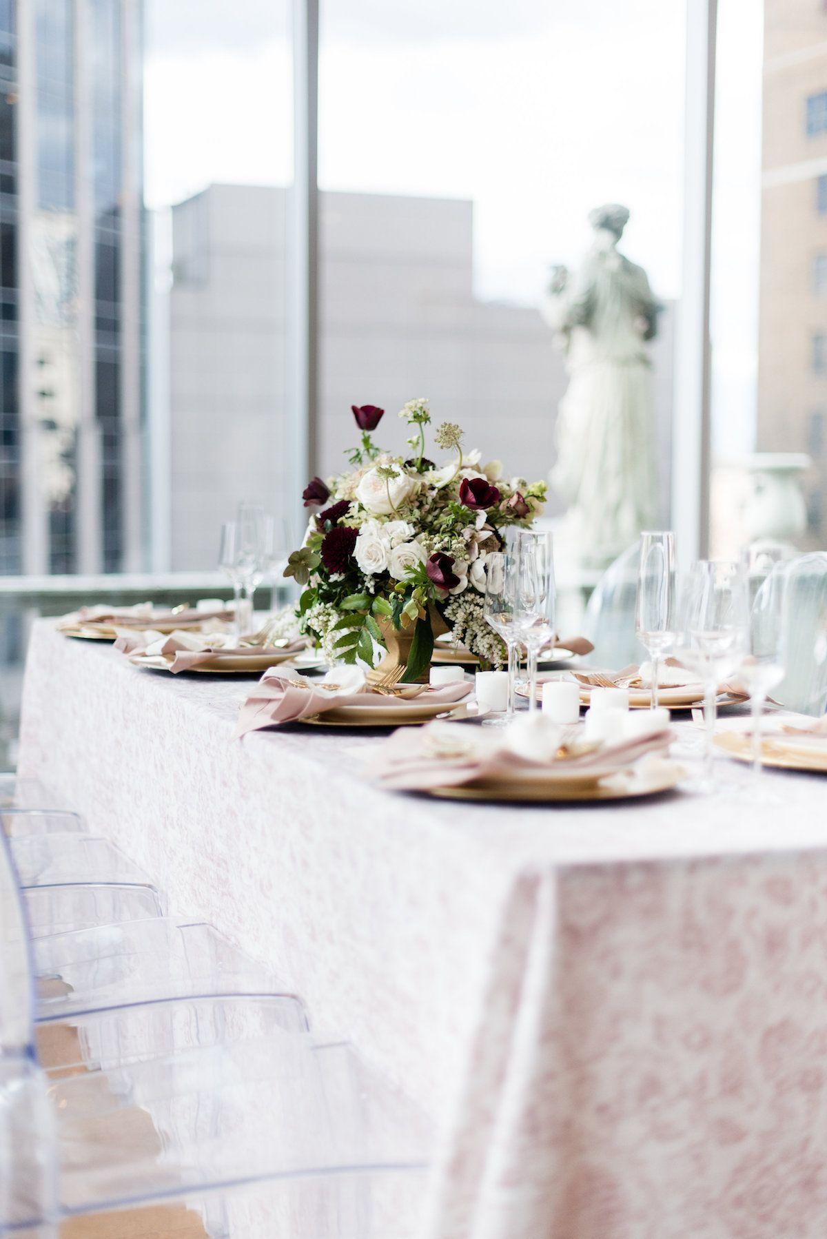 Whimsical and Elegant Dessert Inspired Styled Shoot