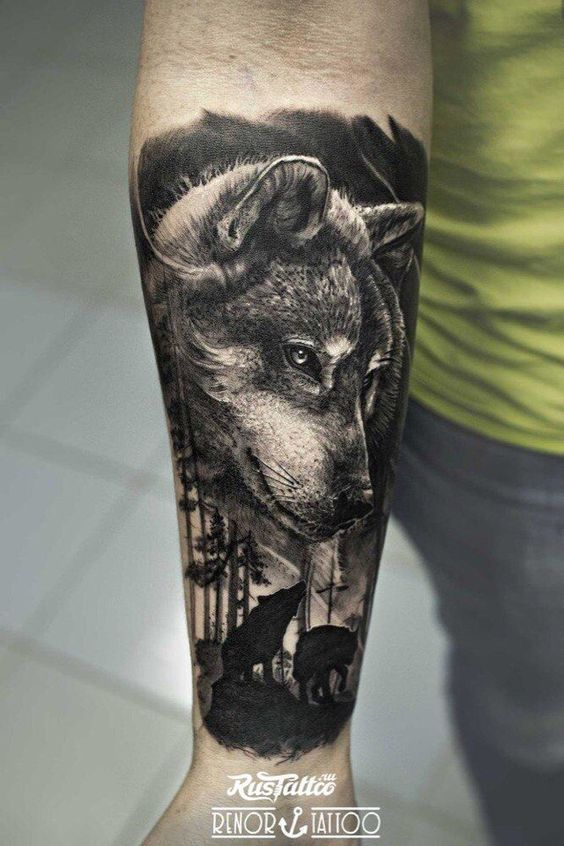 Photo of Over 70 Wolf Tattoo Designs – Tattoo Ideas