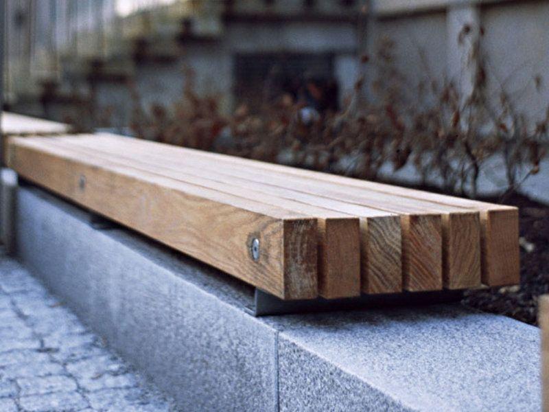 PORTO | Bank aus Holz By VESTRE Design Espen Voll, Tore Borgersen, Michael Olofsson