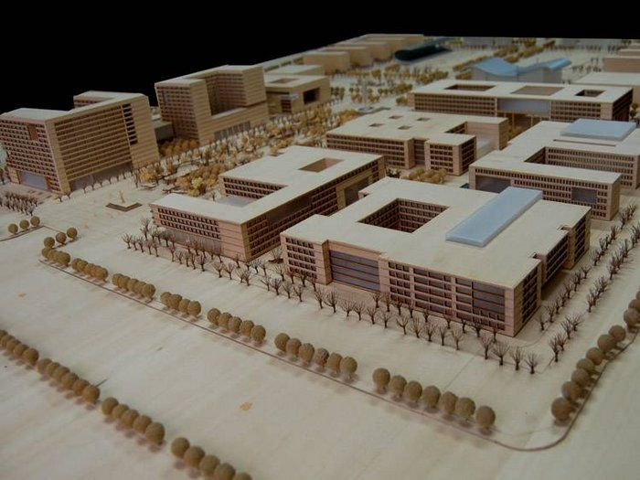 balsa wood model plans | Architectural Models | Balsa wood