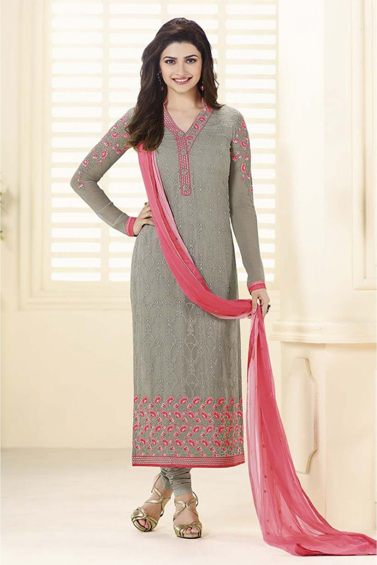 Women's Clothing Indian Readymade Full Stitched Gown Dress Bollywood Suit Salwar Pakistani Heavy A Complete Range Of Specifications