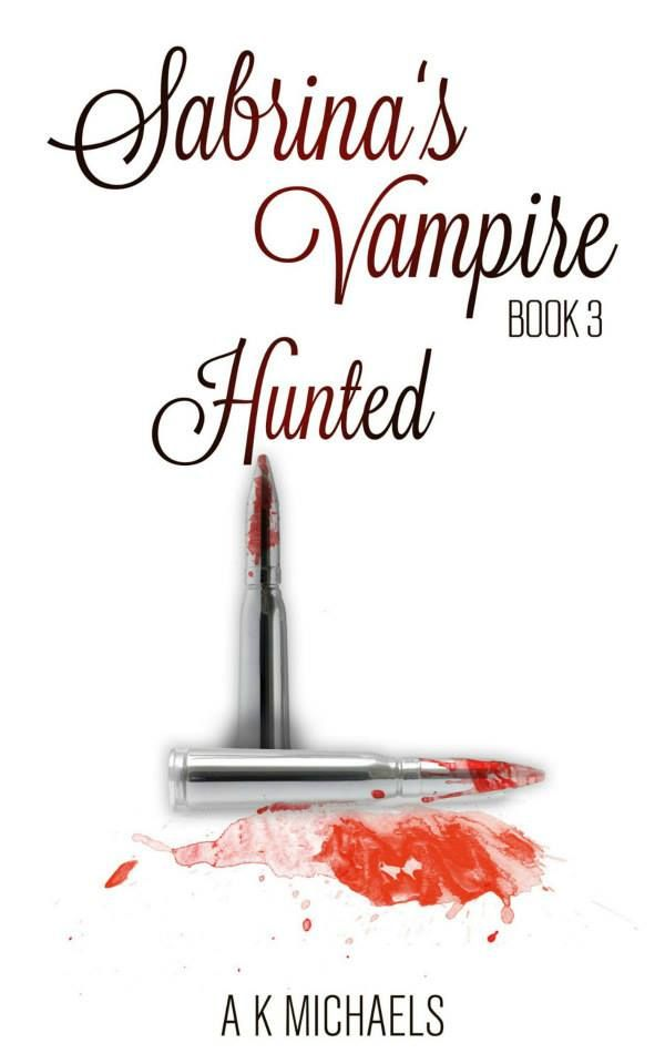 Sabrinas Vampire book 3 cover