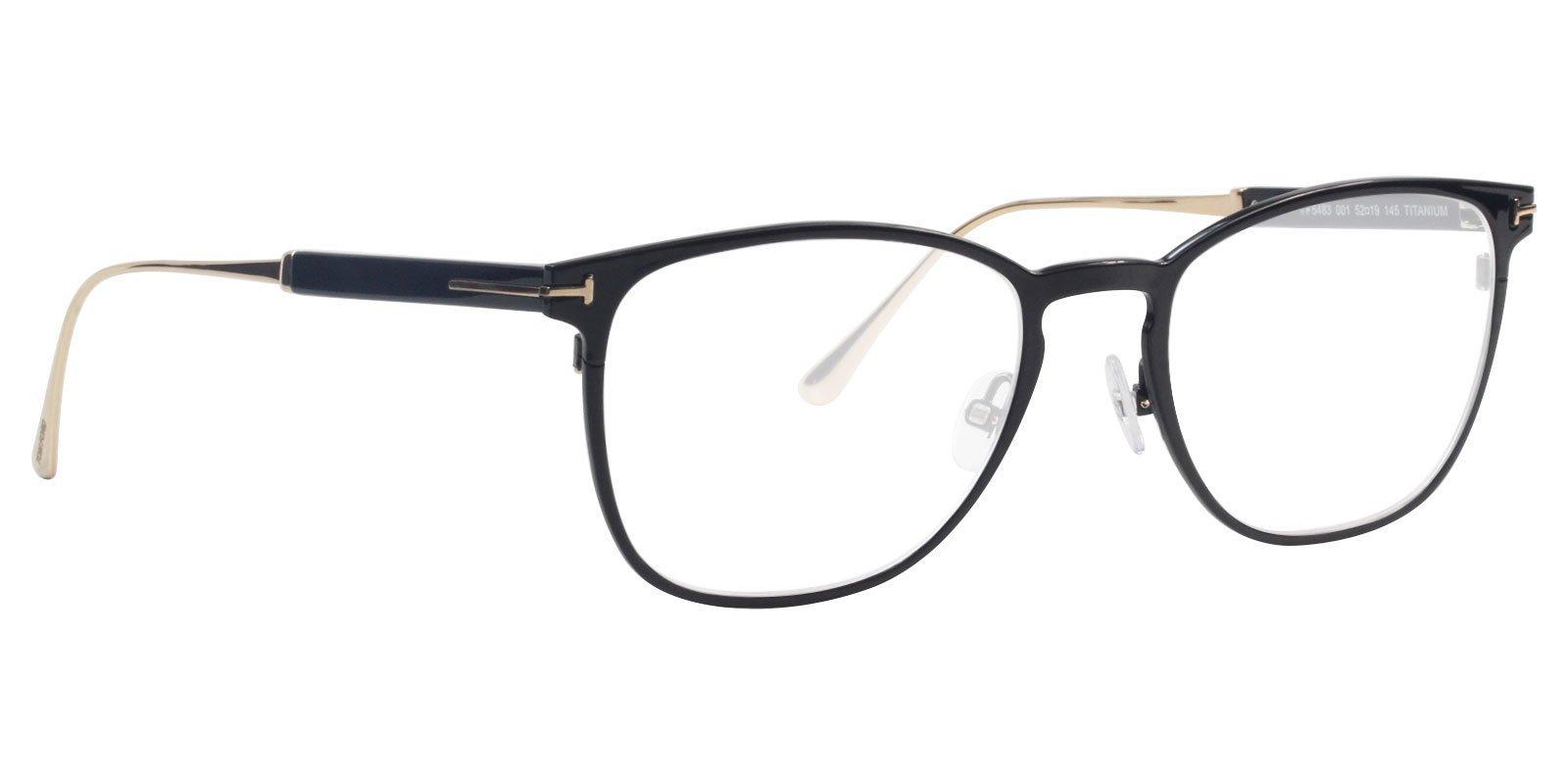 1dfb0ac674 Tom Ford - FT5483 Black eyeglasses