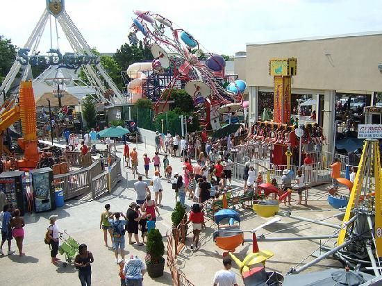 Dewey Beach Boardwalk Take The Kids For A Spin At Funland On Rehoboth