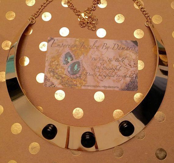 Best 3 Black Onyx Gemstone Round Cabochon Gold By 400 x 300