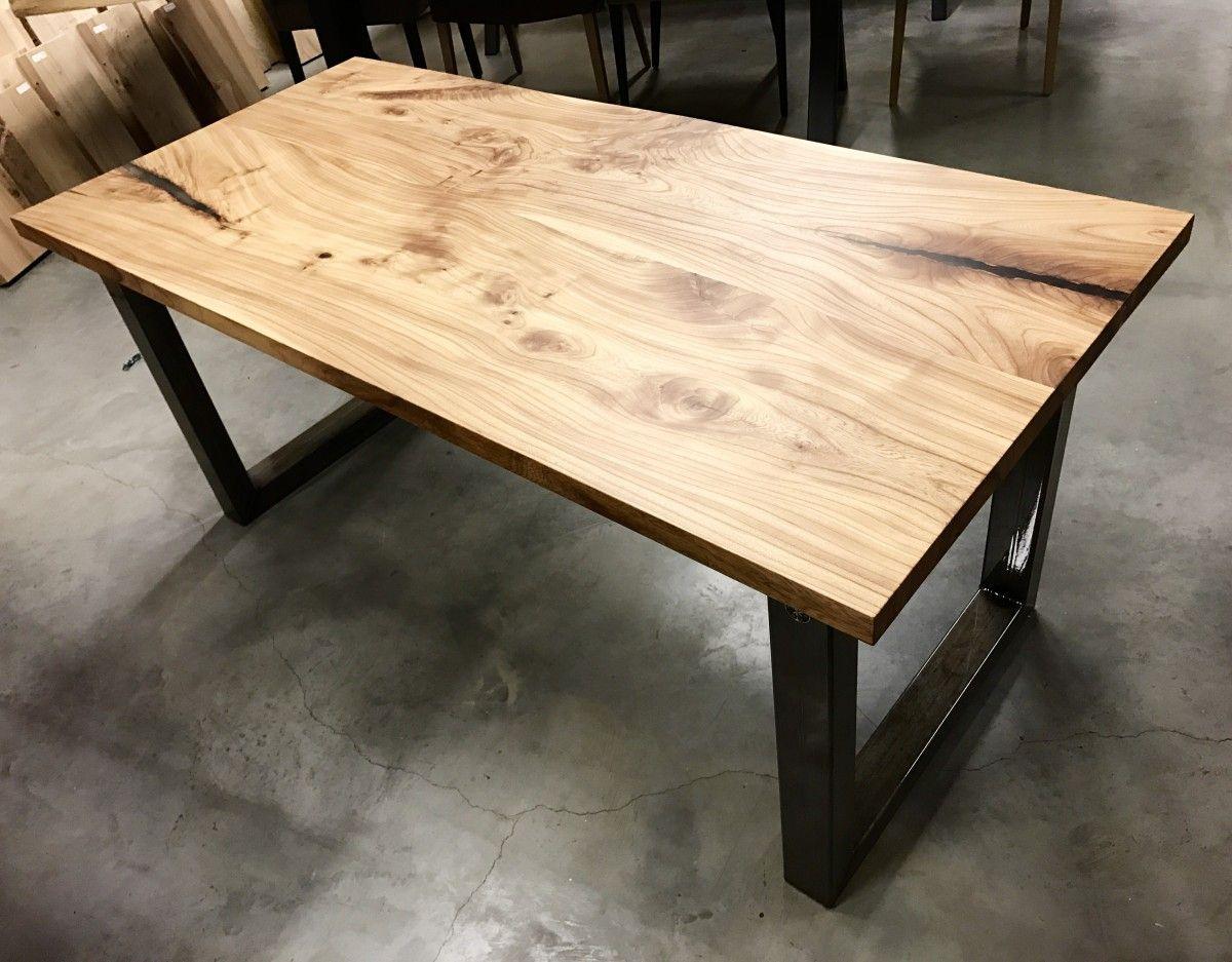 10x Vierkante Eettafel : Dutch elm table iepen tafel eettafels en stoelen