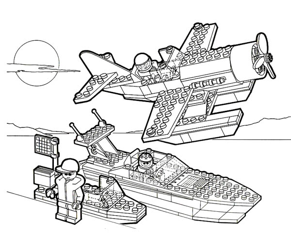 War Ship Lego Coloring Page Coloring Sky In 2020 With Images Lego Coloring Pages Lego Coloring Coloring Pages