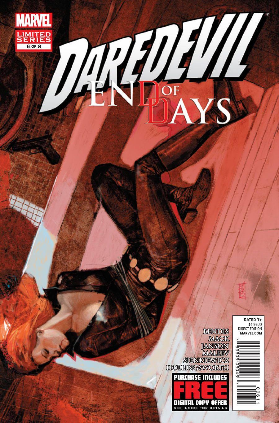 Daredevil: End of Days #6