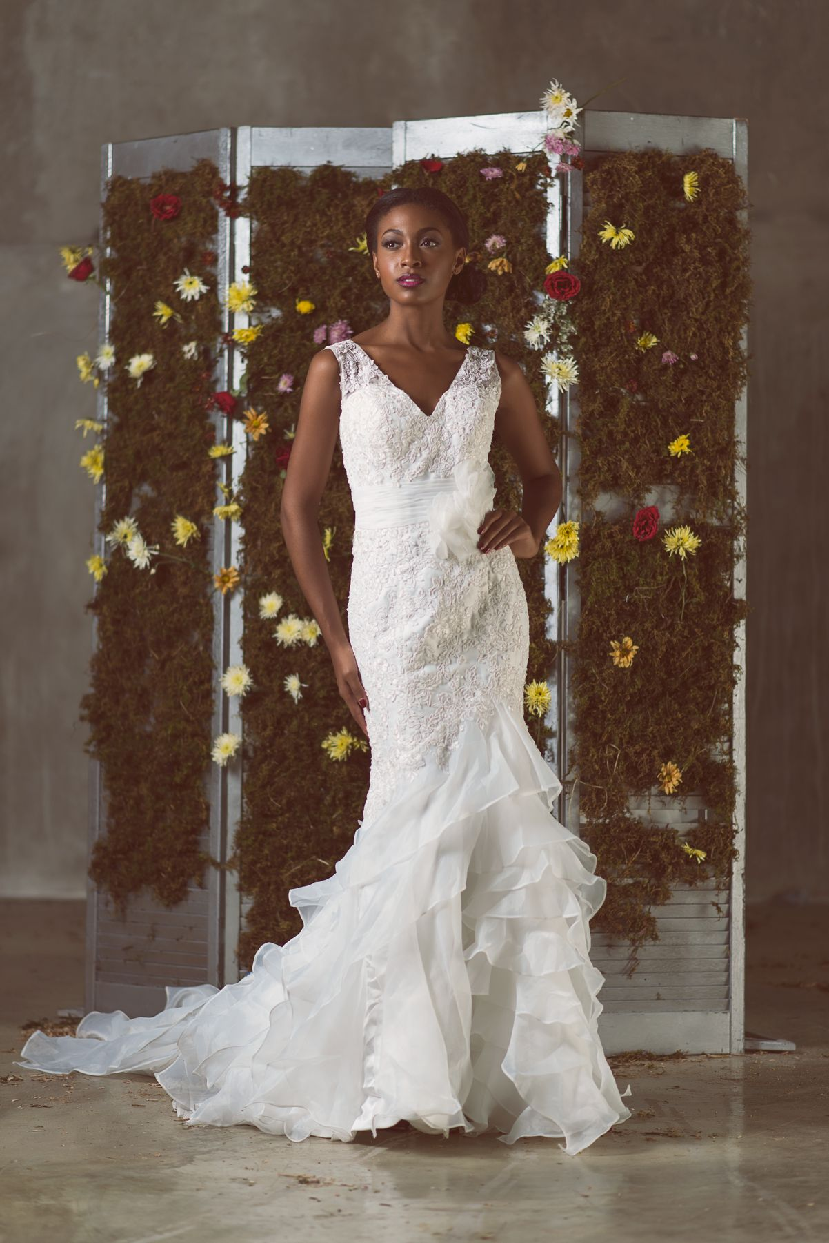 Black Wedding Dress Designers to Wear on the Big Day