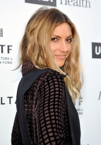 Dawn Olivieri attends the 3rd Annual Reel Stories, Real Lives Benefiting The Motion Picture & Television Fund at Milk Studios on April 5, 2014 in Hollywood, California.