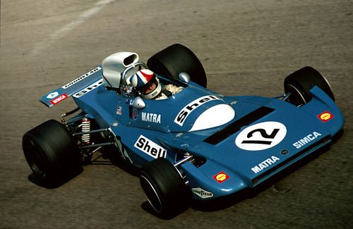 1971 Chris Amon,  Matra MS120B
