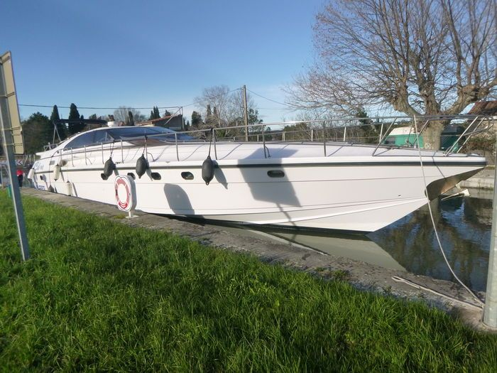 Tullio Abbate Exception 70 Boats Boat Auctions Electric