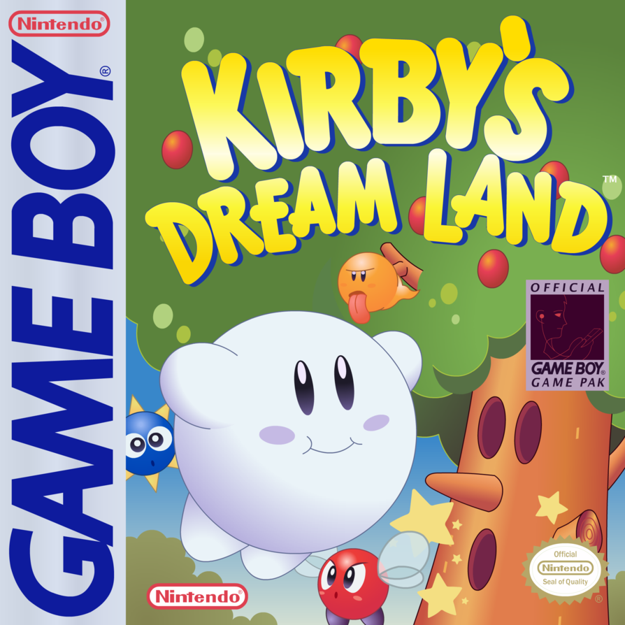 Kirby S Dreamland By Doctor G On Deviantart Kirby Classic Video Games Gameboy