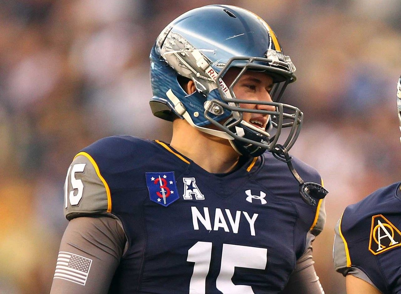 15 Cfb Players Who Could Run For President One Day Navy Football