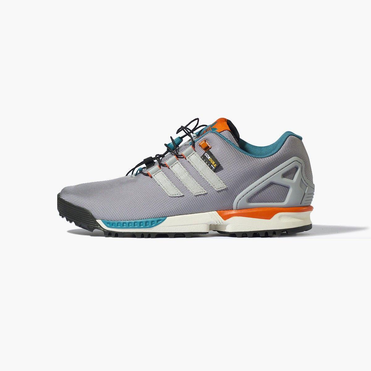 promo code c41c5 afa71 SUEDE - adidas Originals ZX Flux Winter Cordura - Footwear ...