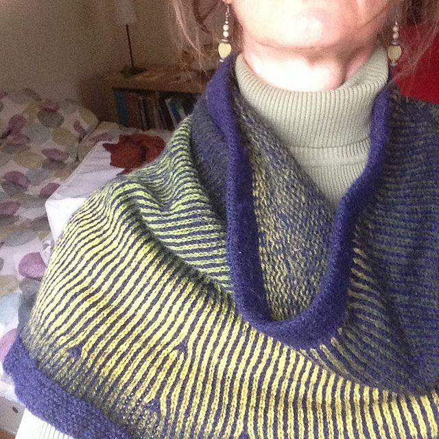 Fair Isle Skirt pattern by Mary Jane Mucklestone | Fair isles