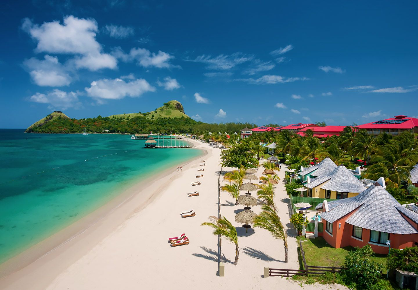 All Inclusive St Lucia Resort Spa Sandals Grande Lucian