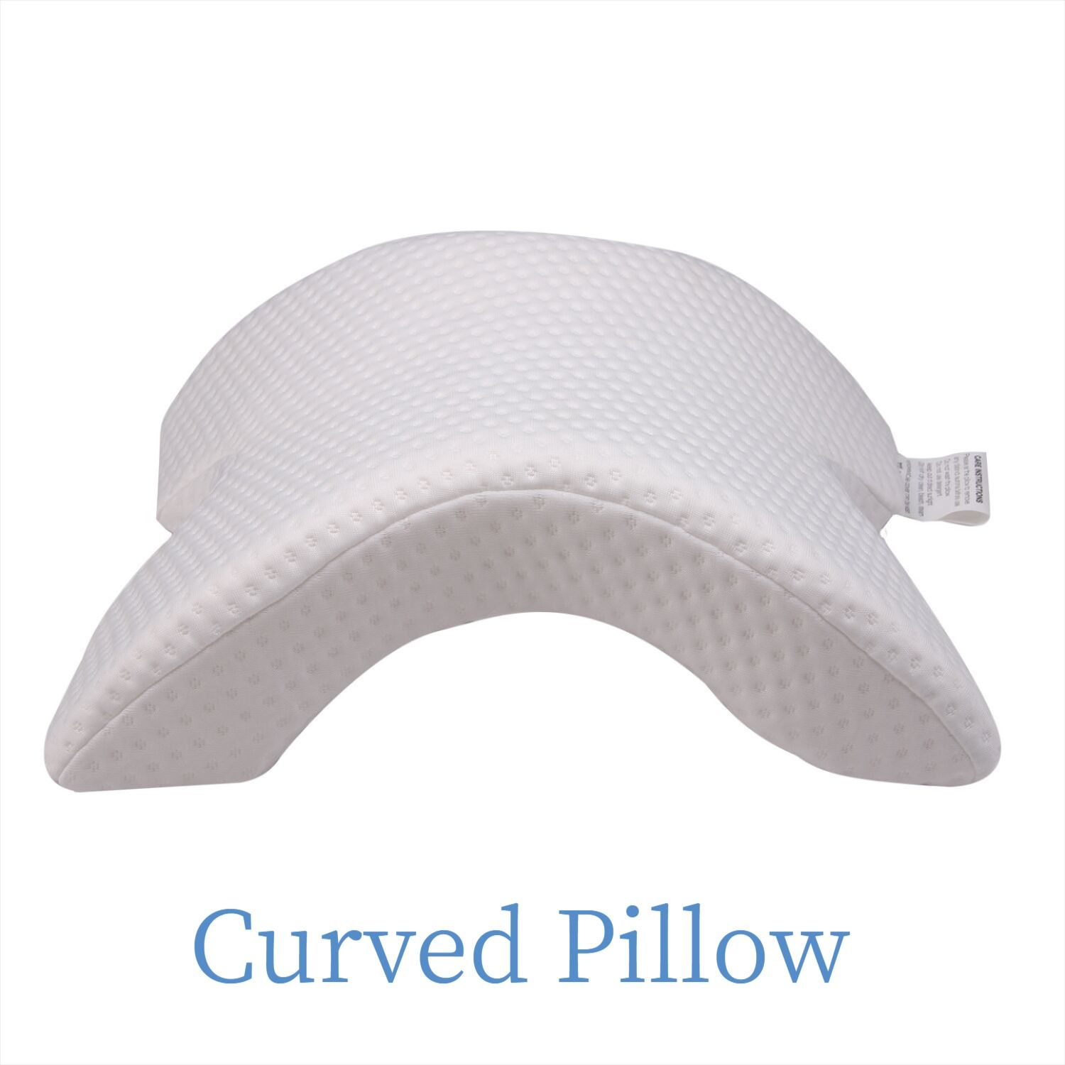 Curved Pillow for Couples Anti hand