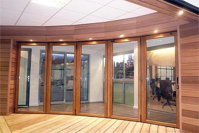 Bi Fold Curved Doors - Specialists in Bi-Fold Doors Straight or Curved in either : curved doors - pezcame.com