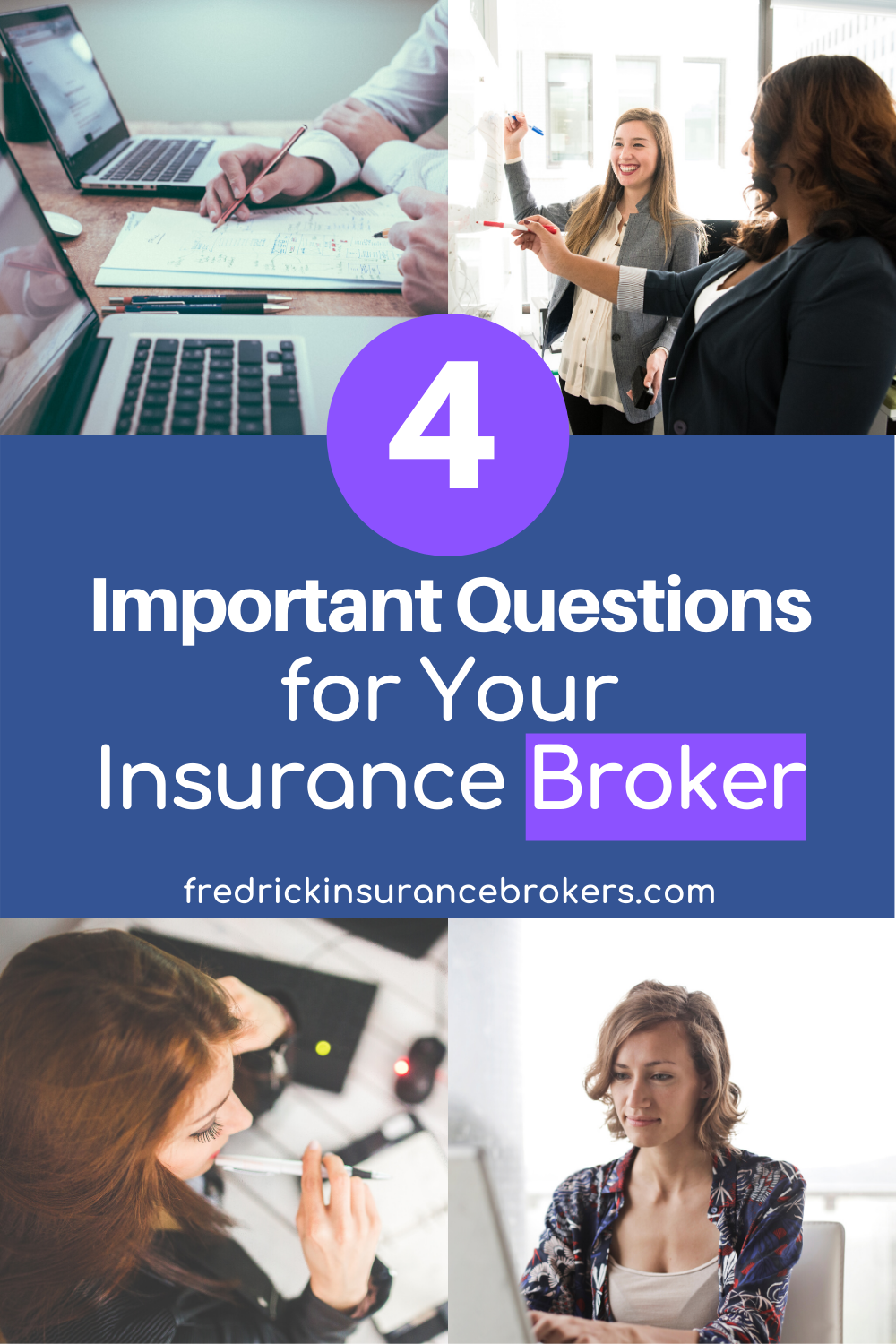 4 Important Questions For Your Insurance Broker In 2020