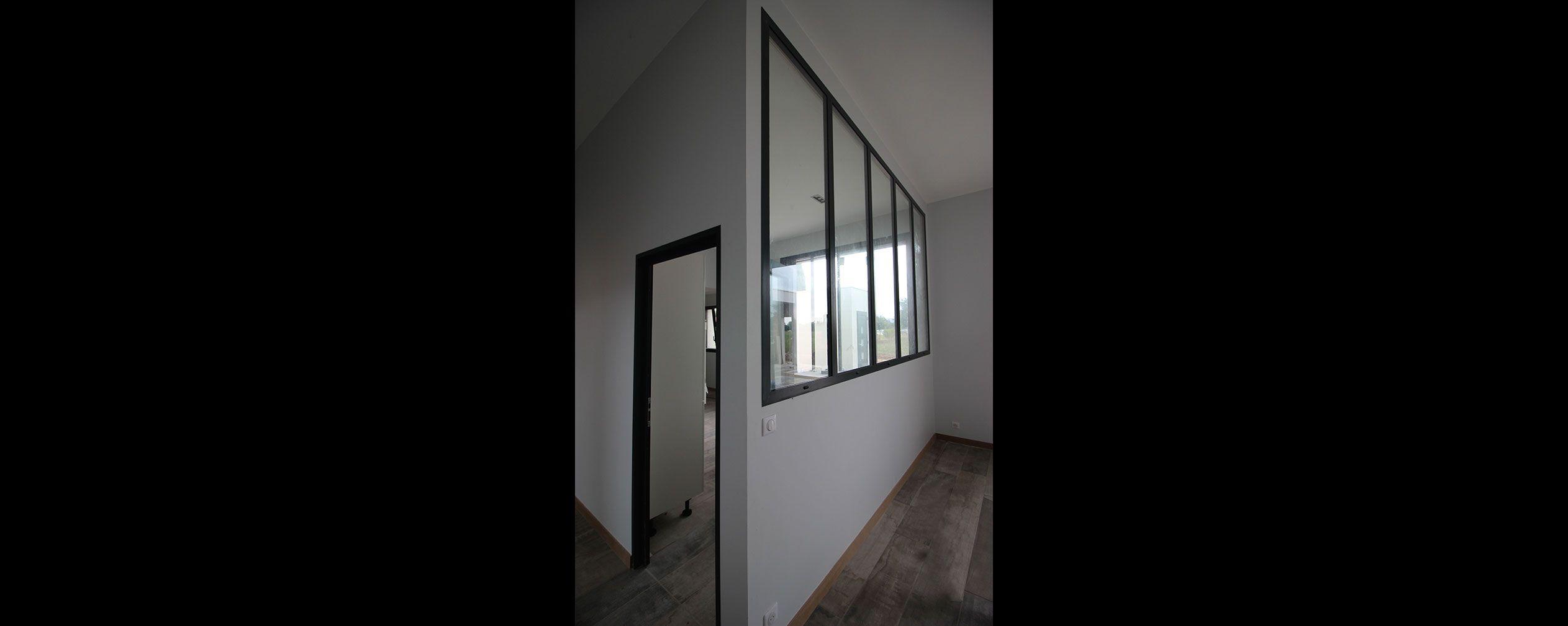 Maison contemporaine darchitecte béton bois composite à albi