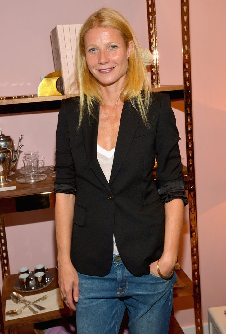 Pin for Later: Gwyneth Paltrow Gets Support From Her Mom on a Big New Venture