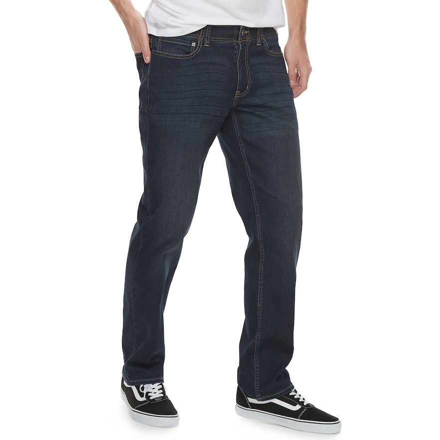 "00a0f156656 Men s Urban Pipelineâ""¢ UltraFlex Straight-Leg Jeans"