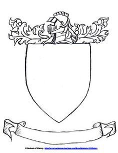 Blu Penny by Cindy Ann   Coat of Arms. Meaning behind the crest
