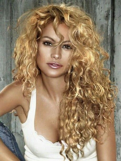 Capelli Ricci Lunghi Scalati Hairstyles Curly Hair Styles