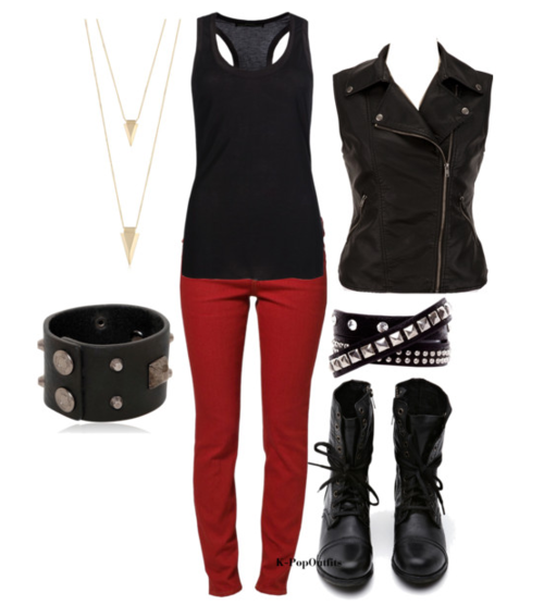 Kpop Inspired Shoes | SHINee Lucifer Taemin Inspired Outfit KPop Fashion | Via Tumblr | Things ...