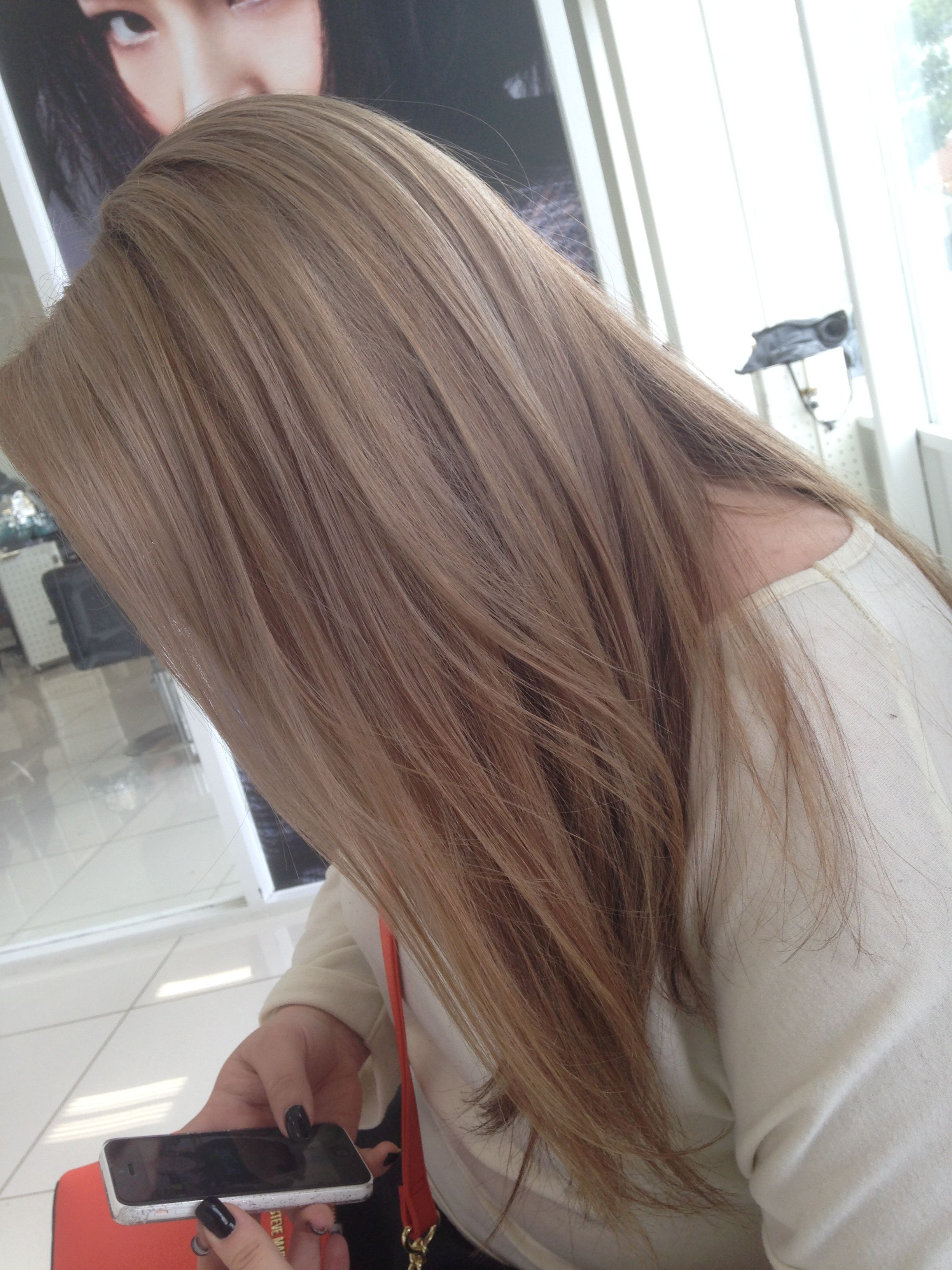 Used Schwarzkopf Igora Royal In 12 19 As A Toner To Give Her That