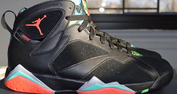 "Air Jordan 7 ""Marvin the Martian"" Another Look"