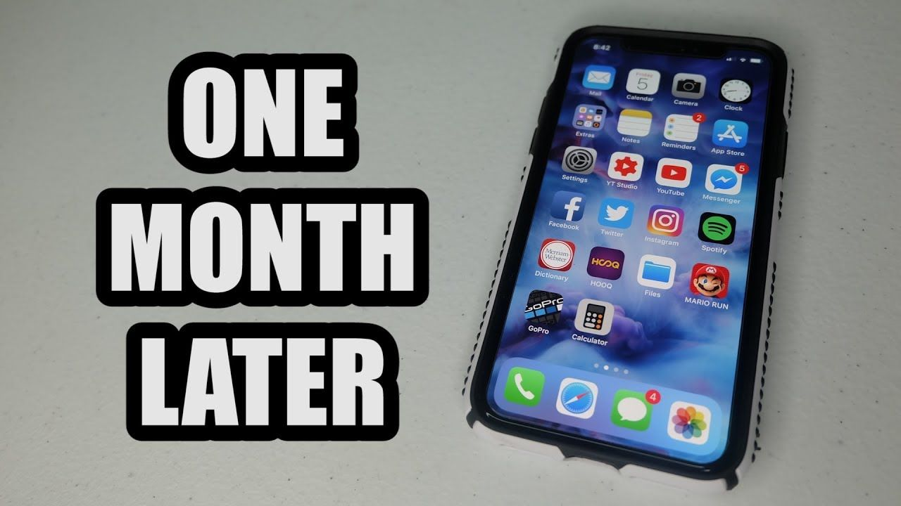 Iphone X One Month Later Review Is It Worth Philippines